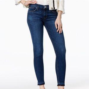 Hudson Krista Super Skinny Raw Hem Jean 26